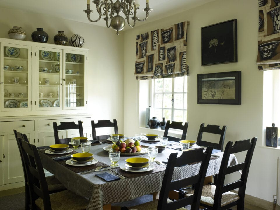 Country Cottage Interior