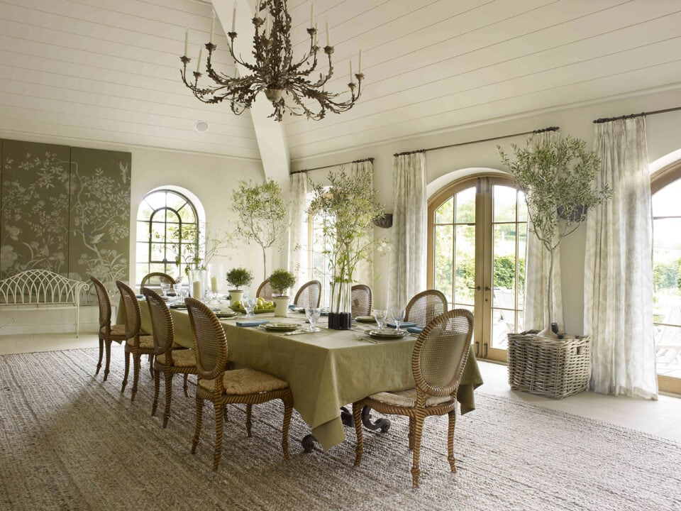 Somerset Country House Interior